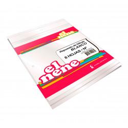 Cuaderno Éxito 50 Hojas Lunares Verde