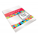 Cuaderno Éxtio 50 Hojas Araña Rojo