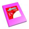 Cuaderno Éxito Nº3 48 hojas. Lunares Turquesa