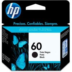 Cartucho HP 60 Negro
