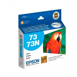 Cartucho Epson 73N Cian