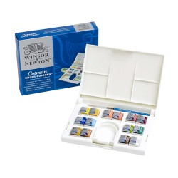 Acuarelas Winsor & Newton Cotman Compact Set