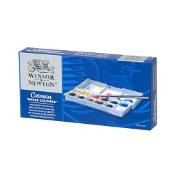 Acuarelas Winsor & Newton Cotman Pocket Set