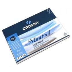 Block Canson Montval 18x25cm 300gr