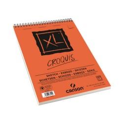 Block Canson XL Croquis A4 90gr