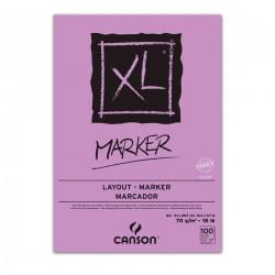 Block Canson XL Marker 70gr