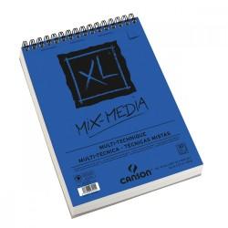 Block Canson XL Mix media A5 300gr