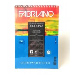 Block Fabriano Watercolor Studio A5 200gr