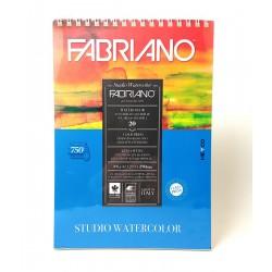 Block Fabriano Watercolor Studio A4 200gr