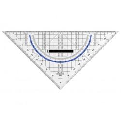 Escuadra Plantec multiuso profesional de 32.5cm