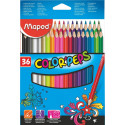 Marcadores Faber Castell Fabercito x6