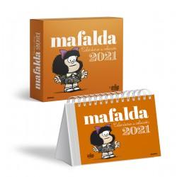 Calendario Mafalda de colección 2021