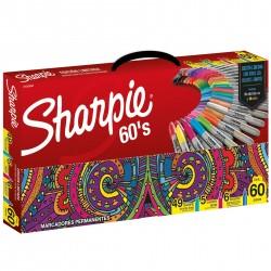 Marcadores Sharpie x60 Colección