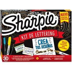 Marcadores Sharpie Kit de Lettering