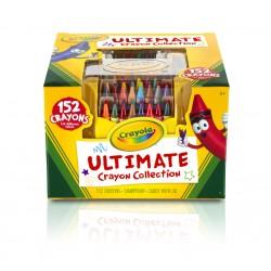Set Crayola Ultimate x152