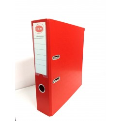 Bibliorato A4 75mm Util Of Rojo