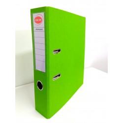 Bibliorato Oficio 75mm Util Of Verde Manzana