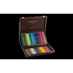 Lapices Caran D`Ache Supracolor x80 Caja de Madera