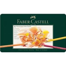 Lapices Faber Castell Polycrhomos x36
