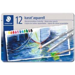Lapices Staedtler Karat x12 Acuarelables