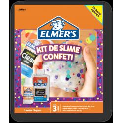 Kit Slime Elmer´s Confetti x3pcs