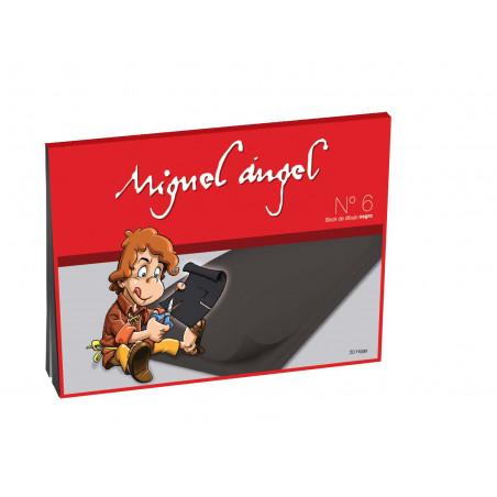 Block Miguel Angel Negro Nº6