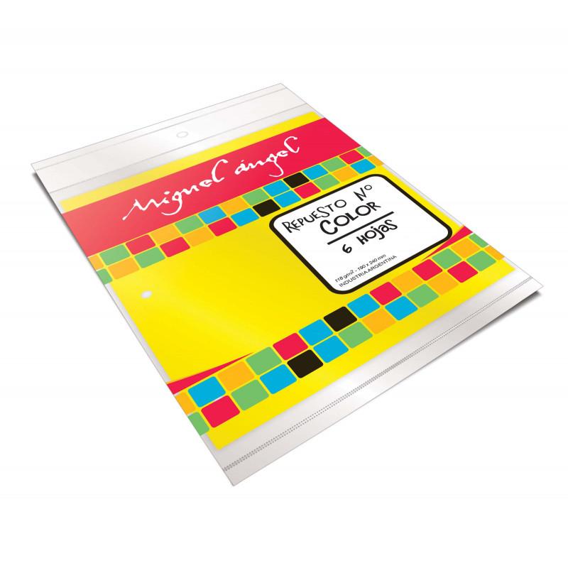 Cuaderno Éxito Nº3 48 hojas. Lunares Azul