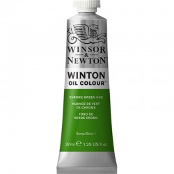 Oleo Winton Winsor & Newton 37ml Verde Cromo (145)