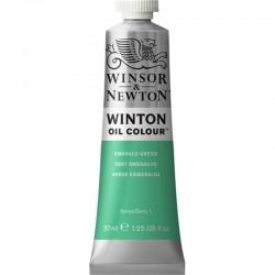Oleo Winton Winsor & Newton 37 ml Verde Esmeralda (241)