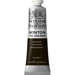 Oleo Winton Winsor & Newton 37 ml Negro Marfil (331)