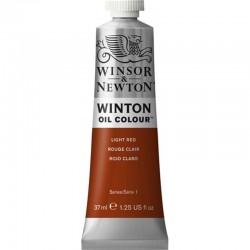 Oleo Winton Winsor & Newton 37 ml Rojo Claro ()