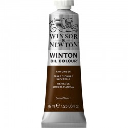 Oleo Winton Winsor & Newton 37 ml Sombra Natural (554)