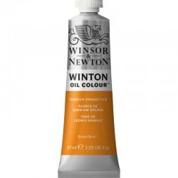 Oleo Winton Winsor & Newton 37 ml Naranja de Cadmio (090)