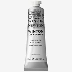 Oleo Winton Winsor & Newton 37 ml Blanco de Titanio (644)
