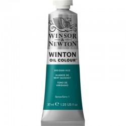Oleo Winton Winsor & Newton 37 ml Verde Viridiano (696)