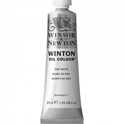 Oleo Winton Winsor & Newton 37 ml Blanco de Zinc