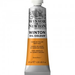 Oleo Winton Winsor & Newton 37 ml Amarillo de Cadmio...