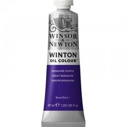 Oleo Winton Winsor & Newton 37 ml Violeta Dioxazina (229)