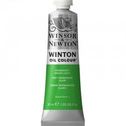 Oleo Winton Winsor & Newton 37 ml Verde Claro Permanente