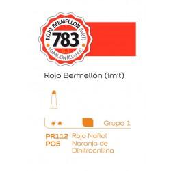 Tempera Profesional Alba 18ml Bermellon