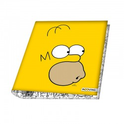 Carpeta Mooving Nº3 The Simpsons
