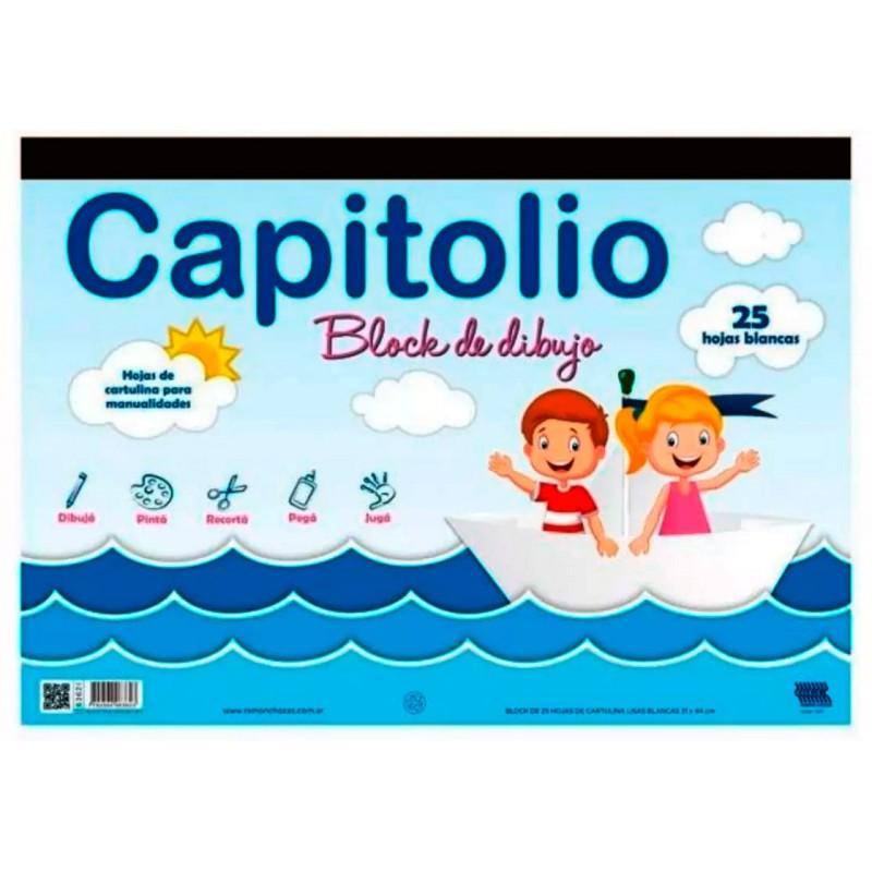 Capitolio Nº6 Blanco