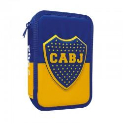 Canopla Boca Juniors 2 pisos Mooving