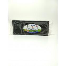 Plastilina Alba 250gr Negro