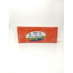 Plastilina Alba 250gr Naranja
