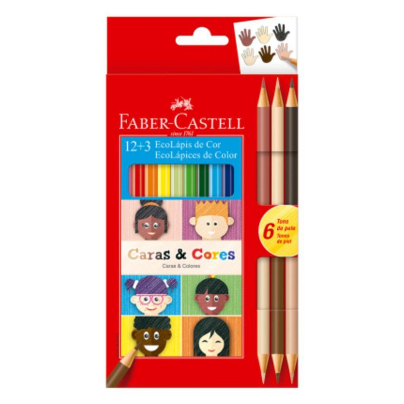 Faber Castell Caras & Colores