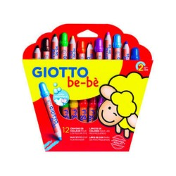 Lapices Giotto Be-Be x12