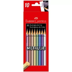 Lapices Metalicos Faber Castell x10