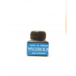 Tinta de Dibujo Eureka Azul Ultramar 15ml