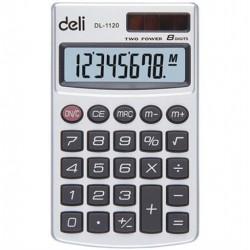 Calculadora Deli easy 1120 Metal